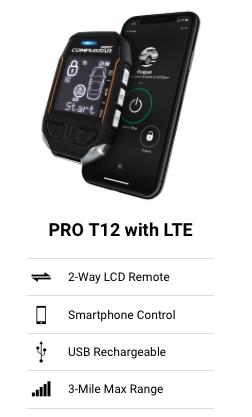 Pro T12 LTE